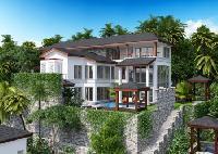 Spacious Tropical Style Villas