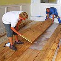 Wood Flooring Installation services