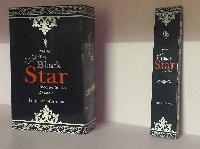 Black Star Incense Sticks
