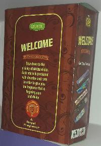 Welcome Incense Sticks