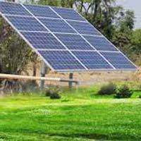 Solar Irrigation Pumping System