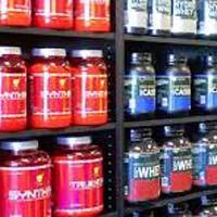Health Supplement Powder