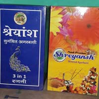 Shreyansh 3 In 1 Incense Sticks