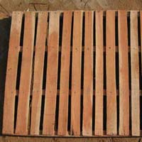 Rice Wooden Crate