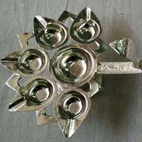 Silver Pooja Aarti