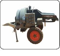 Tractor Mounted Chaff Cutter