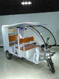 Alphine E Rickshaw