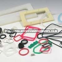 Silicone Extruded Molded Products