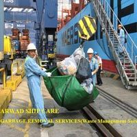 Ship Garbage Removing Services