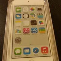 Apple Ipod Touch 32gb White 5th Gen Worldwide Shipping