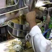Mehandi Cone Making Machine