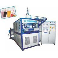 THERMOFARMING PLASTIC / PP / HIPS GLASS CUP MACHINE URGENT SELLING