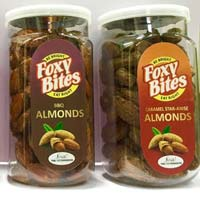 Foxy Bites Roasted Almonds
