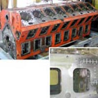 Engine Block Metal Locking Services