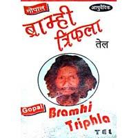 Gopal Brahmi Triphala Hair Oil