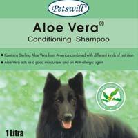 Petswill Aloe Vera Dogs  Conditioning Shampoo