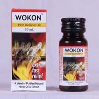 Wokon Pain Relieve Oil
