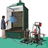 Liquid Painting Booths
