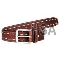 Mens Leather Belt (G58918A)