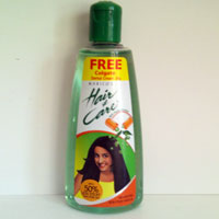 Non-Sticky Hair Oil