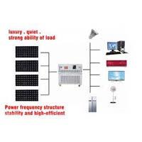 Solar On & Off  Grid System