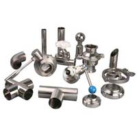 Dairy Pipe Fittings