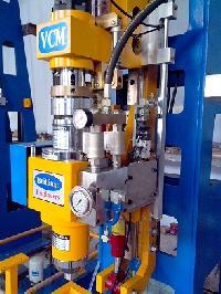 Lpg Cylinder Valve Changing Machine