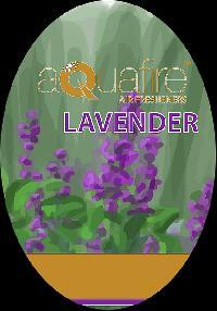 Aquafire Lavender Car Dangler