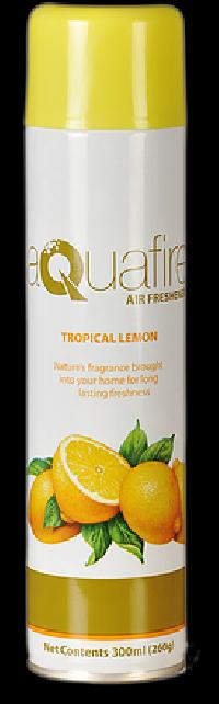 Aquafire Tropical Lemon Air Freshener