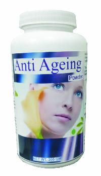 herbal anti aging powder