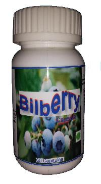 Hawaiian Herbal Bilberry Capsule