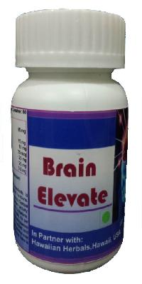 Herbal Brain Elevate Capsule