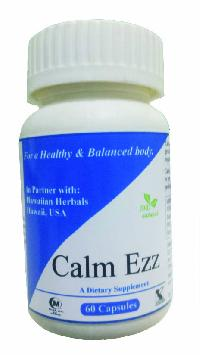 Herbal Calm Ezz Capsules