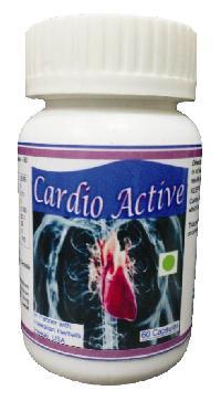 Herbal Cardio Active Capsules
