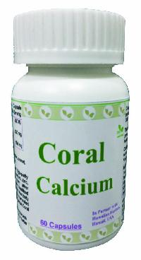 Herbal Coral Calcium Capsules