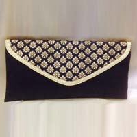 Traditional Brocade Slim Clutches