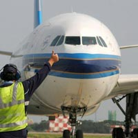 Airport Ground Staff Placement Services