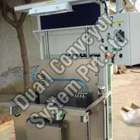 Bike Muffler Leak Test Machine