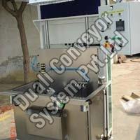 Muffler Leak Testing Machine