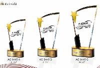 Acrylic Awards & Trophies