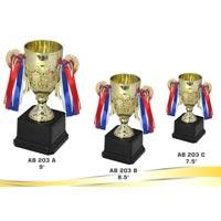 Fiber Trophies & Medals