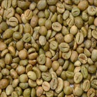 Robusta cherry coffee beans
