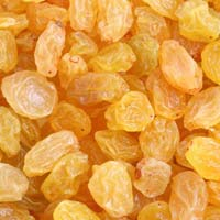 Yellow Dried Grapes