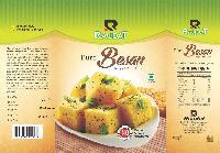 Bengal gram flour (besan)