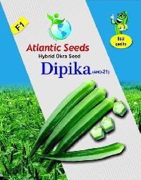 Dipika Hybrid Okra Seeds
