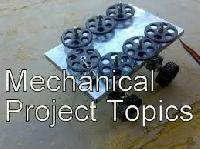 Mechanical B.tech / Diploma Projects