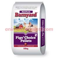 Pig Choice Pellets - 25kg