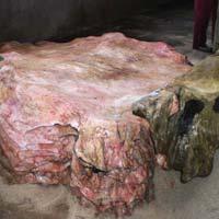 Salted Buffalo Leather