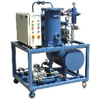 Transformer Oil Cleaning System
