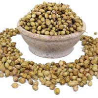 Organic Coriander (dhania) Whole